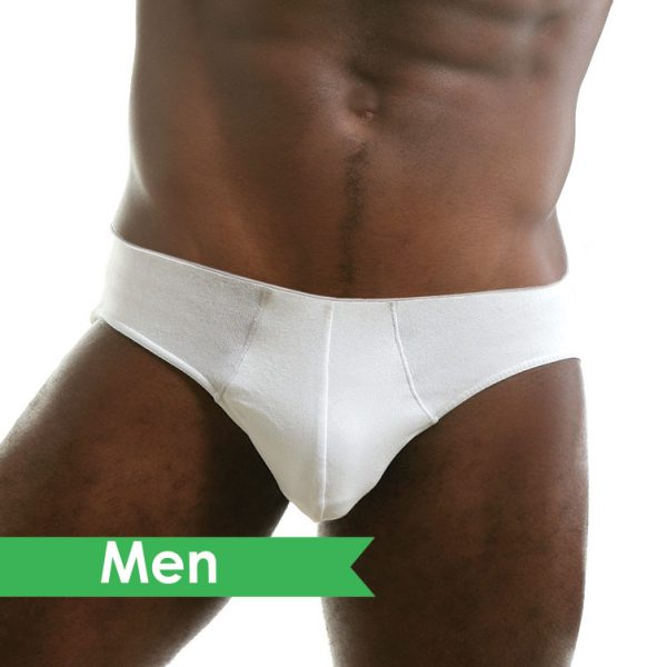 Disposable underwear for men